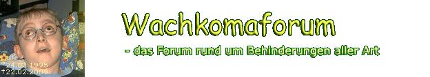 Wachkomaforum